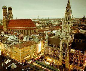 Mercado Navidad Munich. Inshala. Fotografía: Ashwin Chandrasekaran