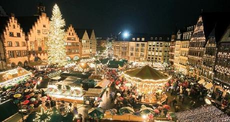 Mercado Navidad Bruselas. Inshala. Fotografía: greenplanet