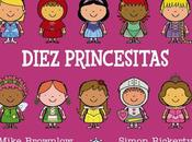 """Libros para niños: """"Diez princesitas"""""""