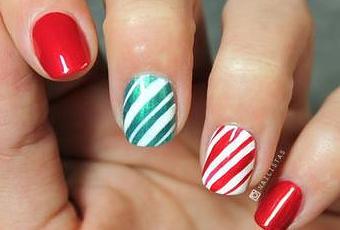 3 Ideas Para Decorar Tus Uñas En Navidad Paso A Paso Paperblog