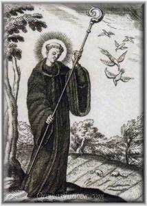 6-San Magno,Monje-6