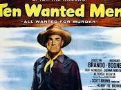 DIEZ FORAJIDOS (Ten wanted men) (USA, 1955) Western