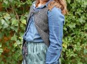 Mini style: falda Alouette, loco