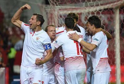 Crónica Sevilla FC 2 Vs Sporting de Gijón 0