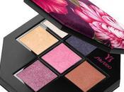 Festive Camellia Palette, Paleta Edición Limitada Shiseido Make Lanza para Navidad