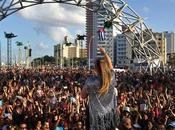 Olga Tañón cumple promesa canta cubanos
