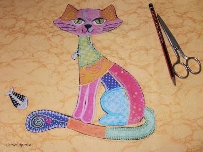 Mis cojines de patchwork paperblog - Cojines de patchwork ...