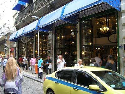 Confeitaria Colombo, Rio de Janeiro, Brasil, La vuelta al mundo de Asun y Ricardo, round the world, mundoporlibre.com