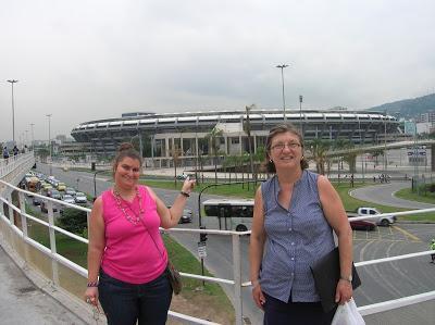 Estadio de Maracanã, Rio de Janeiro, Brasil, La vuelta al mundo de Asun y Ricardo, round the world, mundoporlibre.com