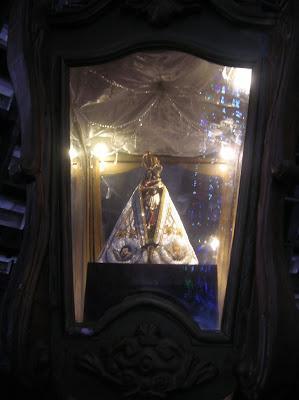Virgen de la Antigua, Catedral Metropolitana São Sebastião do Rio Janeiro, Brasil, La vuelta al mundo de Asun y Ricardo, round the world, mundoporlibre.com