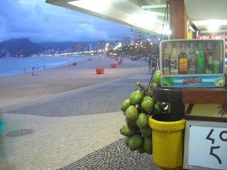Playa de Ipanema, Rio de Janeiro, Brasil, La vuelta al mundo de Asun y Ricardo, round the world, mundoporlibre.com