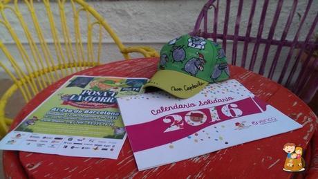 Calendario Solidario Venca Afanoc