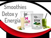 Smoothies Detox Energético