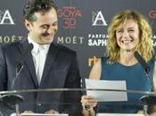 Nominaciones premios Goya 2016