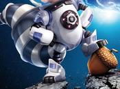 "Póster trailer v.o. castellano ""ice age: gran cataclismo (ice collision course)"""