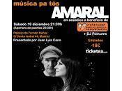 Música llega Madrid Amaral Pichurra
