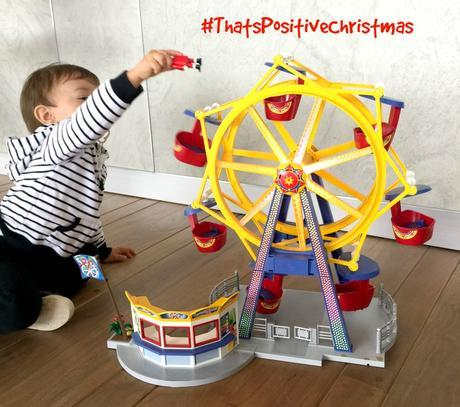 ¡Santa Claus ponte las pilas!