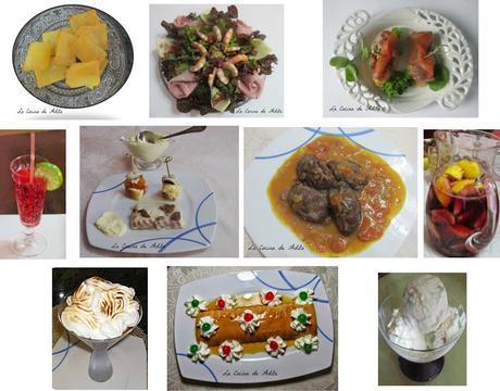 Men 1 platos sencillos para vestir tu mesa de fiesta for Platos sencillos para cocinar