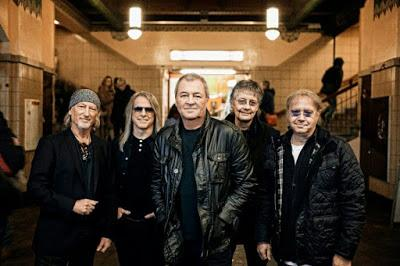 Deep Purple ingresa (al fin) en el Rock n Roll Hall of Fame, con Steve Miller, Cheap Trick, Chicago y N.W.A.