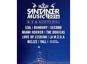 Santander Music Festival nuevos nombres