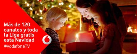 Hasta el 8 de enero, todos los clientes de Vodafone con servicio de TV, tendrán acceso a Vodafone TV Total