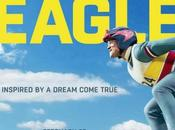 "Segundo póster ""eddie eagle"" taron egerton hugh jackman"