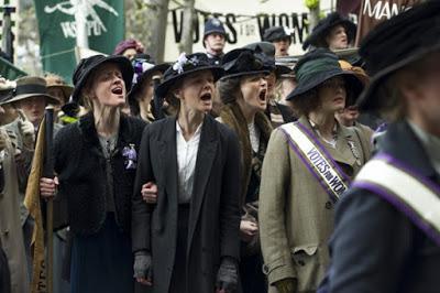 Sufragistas. De mujeres que lucharon por su libertad.