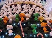 Celebra Navidad Snoopy Vaguada