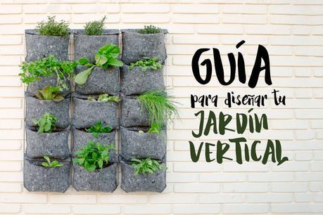 Gu a para dise ar un jard n vertical comestible con xito for Materiales para jardines verticales