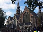 Anna Frank canales Ámsterdam