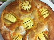 Tarta Manzana Suiza (Turgovia Cake)