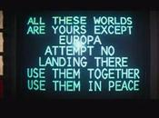 Arthur Clarke prohibió… Vamos aterrizar Europa.