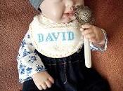 Vistiendo David!!