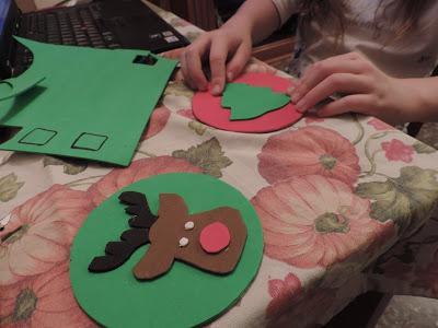 Adornos de navidad con goma eva pecosetas adornos de - Trabajos en goma eva navidad ...