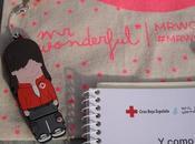 Cruz Roja Wonderfull unen donación Sangre