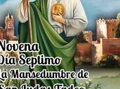Septimo: Mansedumbre Judas Tadeo