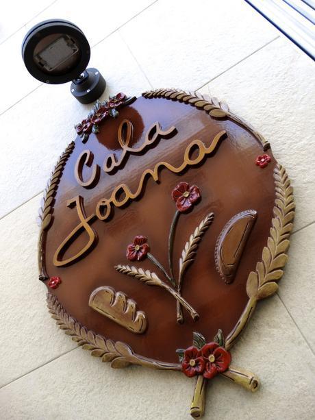 Pasteleria y Pandería Cala Joana, mezcla de sensaciones!!!!