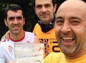 Quinta semana entrenamientos para Maratón Sevilla