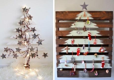 Rbol de navidad de pared paperblog - Arbol de navidad de pared ...