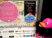 Events: #meriendabloggermadrid nov2015