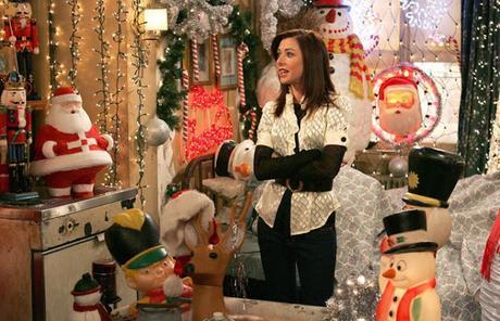 Novedades seriéfilas: Especial Navidad.