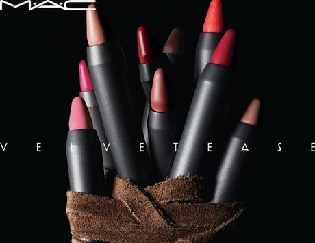 Novedades en MAC: Velvetease Lip Pencil