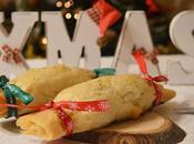 Crackers navideños salados