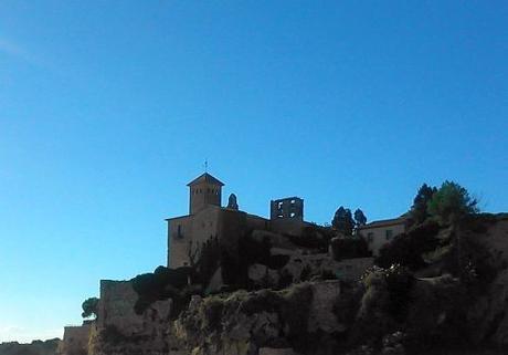 Un castillo parecido a aquel donde se realiza la acción.