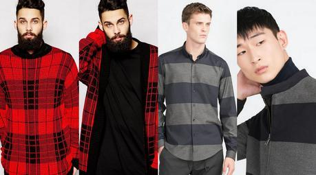 FALL-WINTER 2015/2016 TREND REPORT (II): BLACK & WHITE, MATCHY-MATCHY AND BOLD OUTWEAR