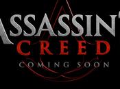 """Banner logo oficial para película """"assassin´s creed"""""""