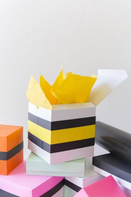 INSPIRACIÓN DIY: PACKAGING DE REGALIZ