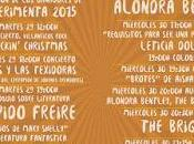 Festival Alta Fidelidad 2015: Tulsa, Alondra Bentley, Bright... (28, Diciembre)