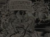 anuncia Jack Kirby's Mighty Thor Artist's Edition para mayo