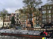 canales Ámsterdam crucero